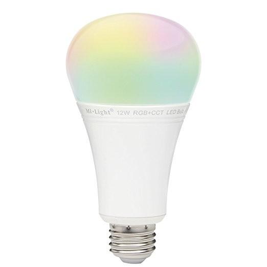 12W/E27 RGB+CCT Bulb Fut105