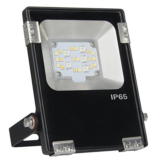 10W RGB+CCT Floodlight FutT05
