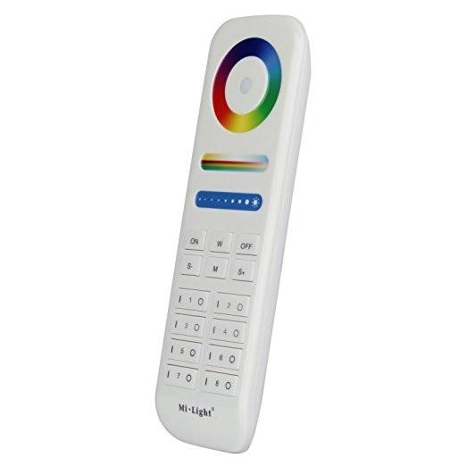 8-Zonen RGB+CCT Controller Fut089