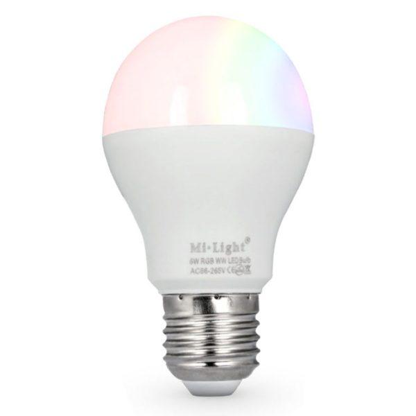 6 Watt, E27 Glühbirne